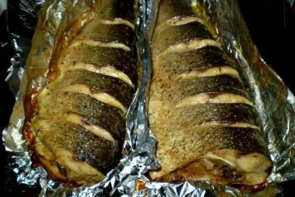 Как приготовить толстолобика в духовке - кушаем вкусно