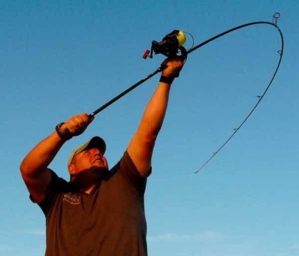 Максимальный заброс - запорожский рыболовный клуб