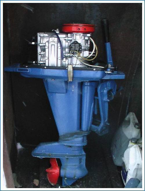 Лодочный мотор вихрь 30 технические характеристики — lodkavmore