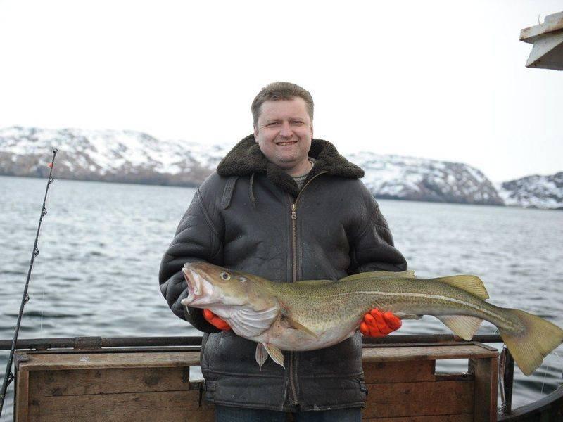 Чем привлекает рыбалка в мурманске