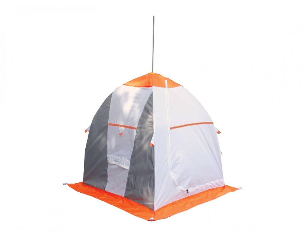 ❄️обзор лучших зимних палаток для рыбалки и туризма