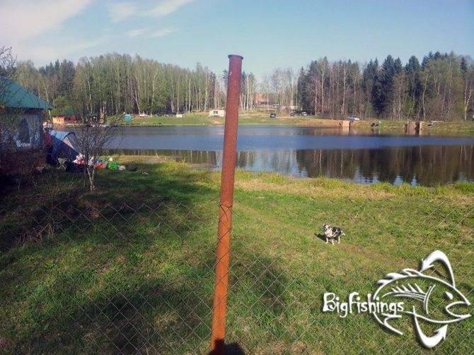 Рыбалка в хомяково сергиево-посадского района, особенности ловли рыбы в деревне