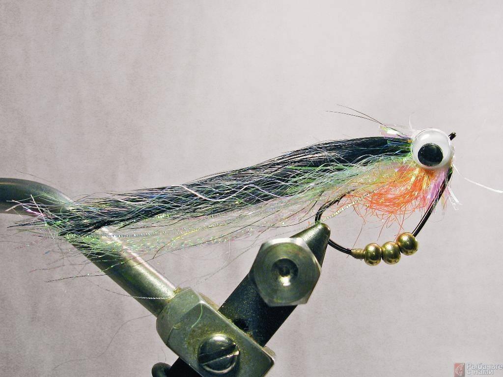 Как сделать рыболовную мушку в домашних условиях