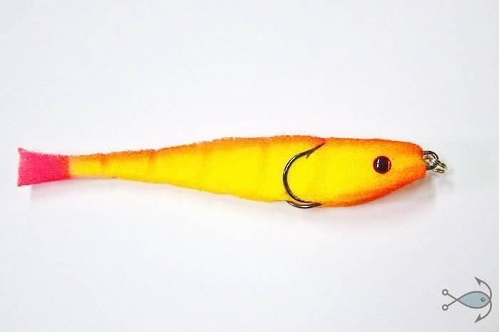 Поролоновая рыбка — секреты ловли щуки и иных хищников на поролоновую рыбку (125 фото и видео)