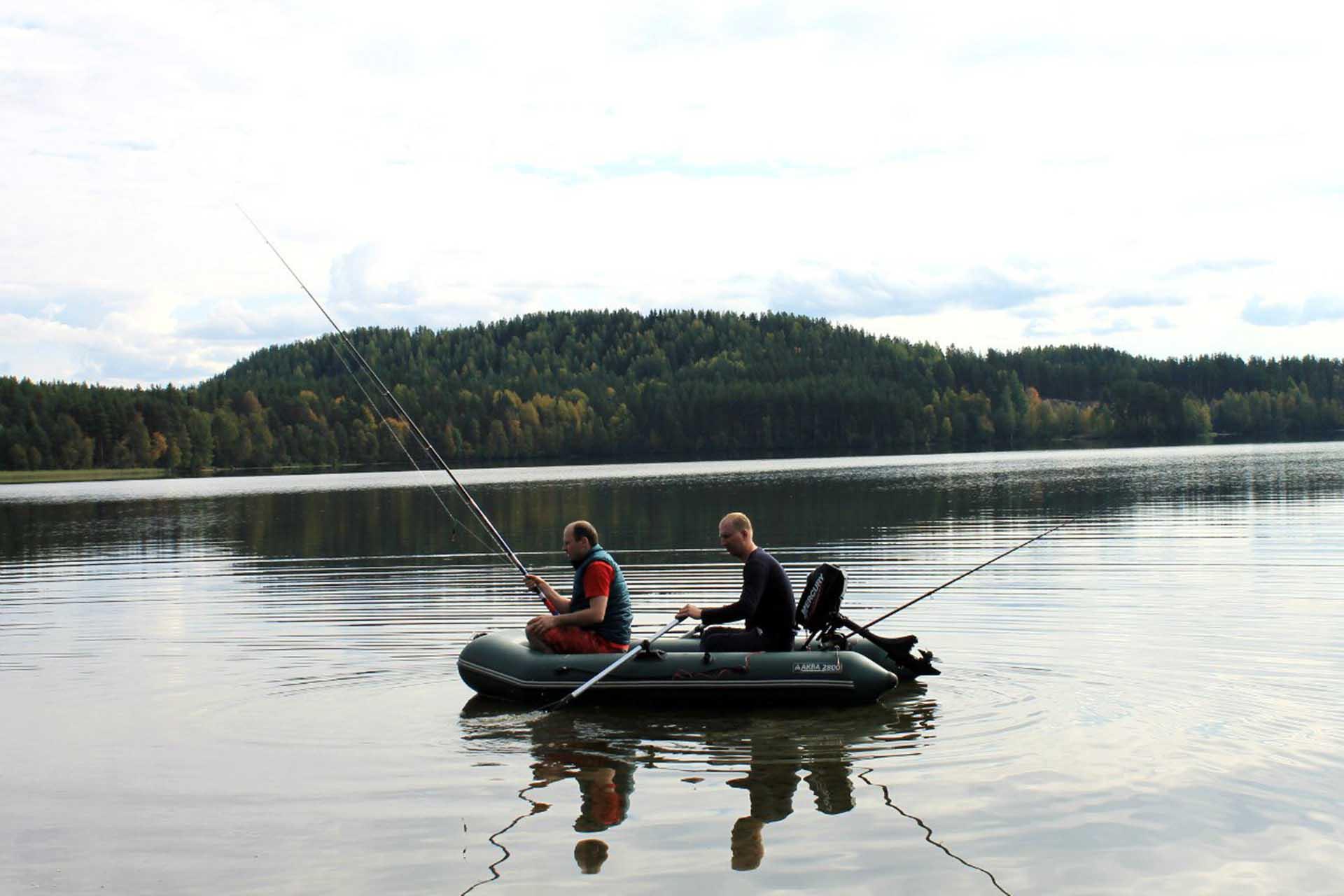 Рыбалка в карелии: куда поехать дикарем, рыболовные базы и лучшие места для отдыха