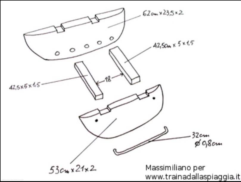 Как сделать кораблик для рыбалки