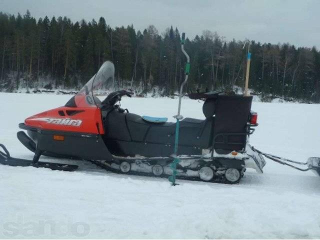 Снегоход тайга 850 барс
