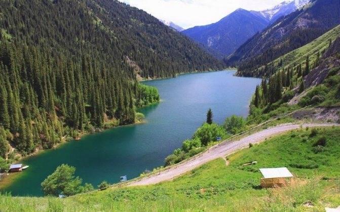 Где можно порыбачить в алматинской области