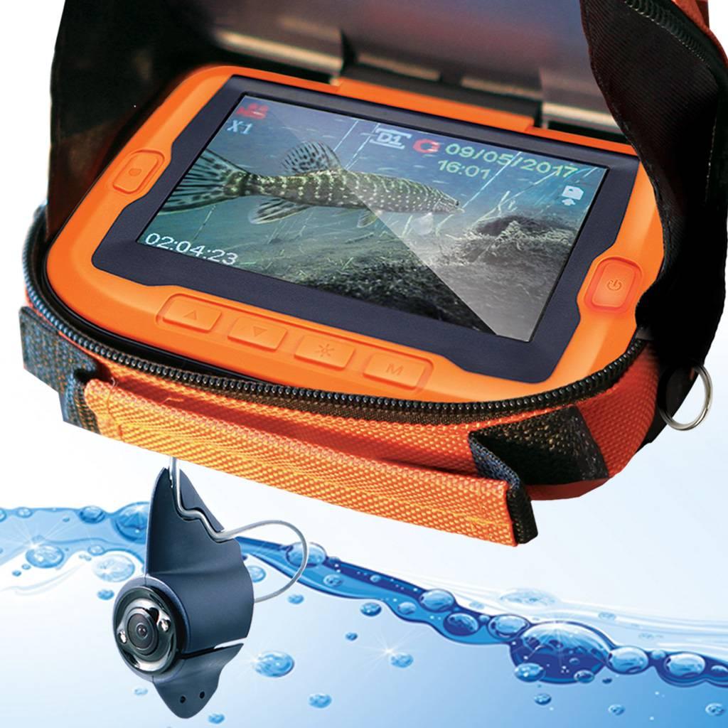 Видеорыбалка - причины популярности, плюсы и минусы, камеры для подводной съемки, классификация и возможности оборудования, как выбрать и купить лучшее