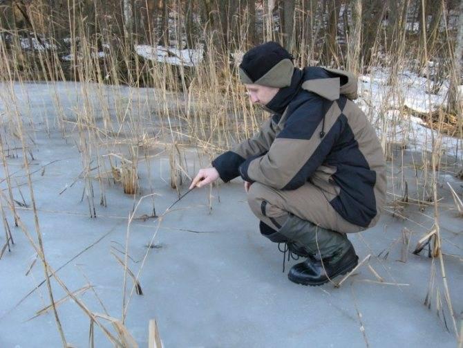 Классика жанра: ловля щуки зимой. как, на что и где?