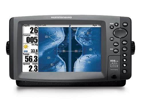Обзор эхолотов хамминберд от рыбаков