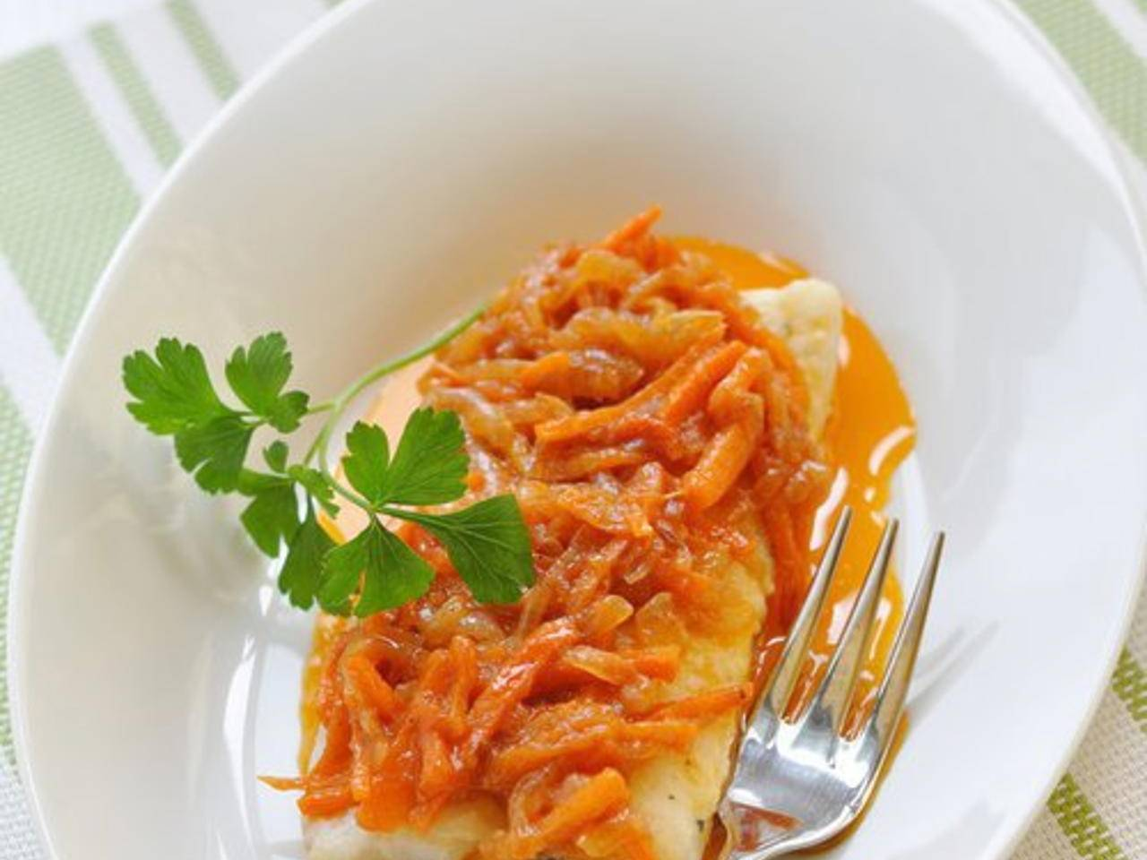 Рыба под маринадом (15 рецептов с фото) - рецепты с фотографиями на поварёнок.ру