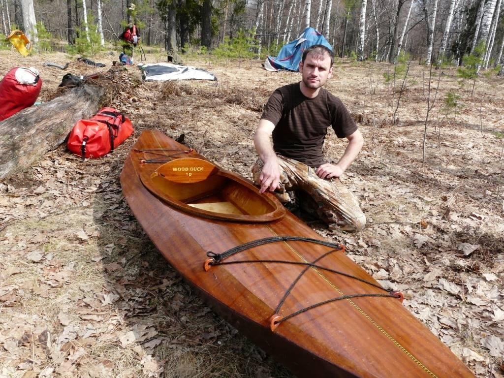 Как сделать каяк своими руками – как построить и собрать байдарку