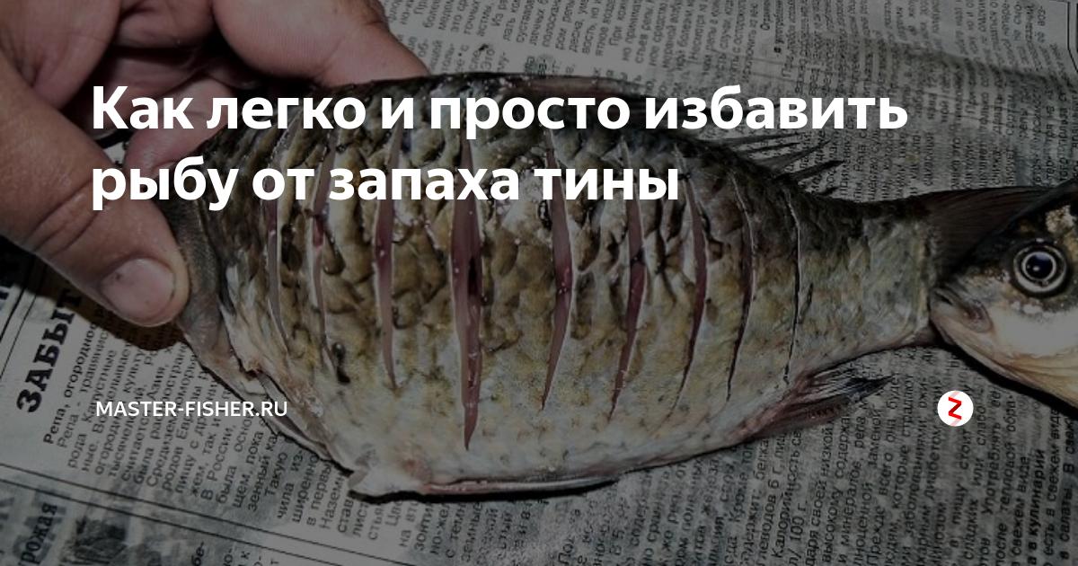Как избавиться от запаха рыбы — проверенные способы
