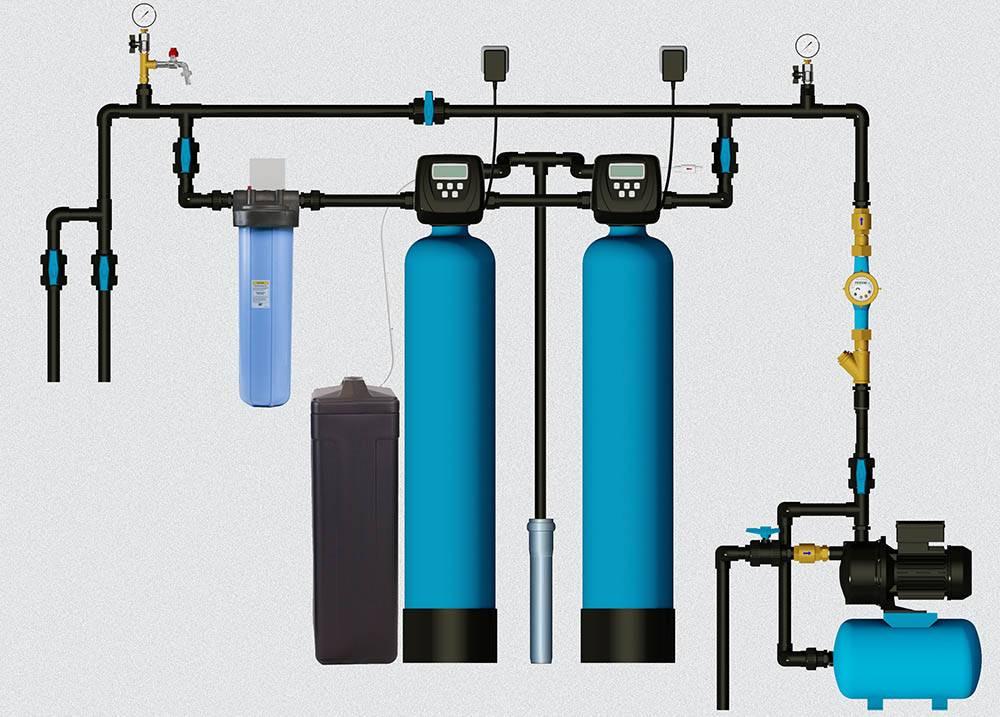 Как смягчить воду в аквариуме   блог аквариумиста