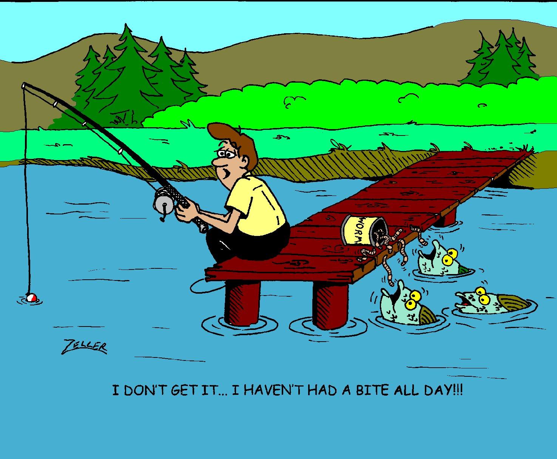 Tag archives: о рыбалке с юмором