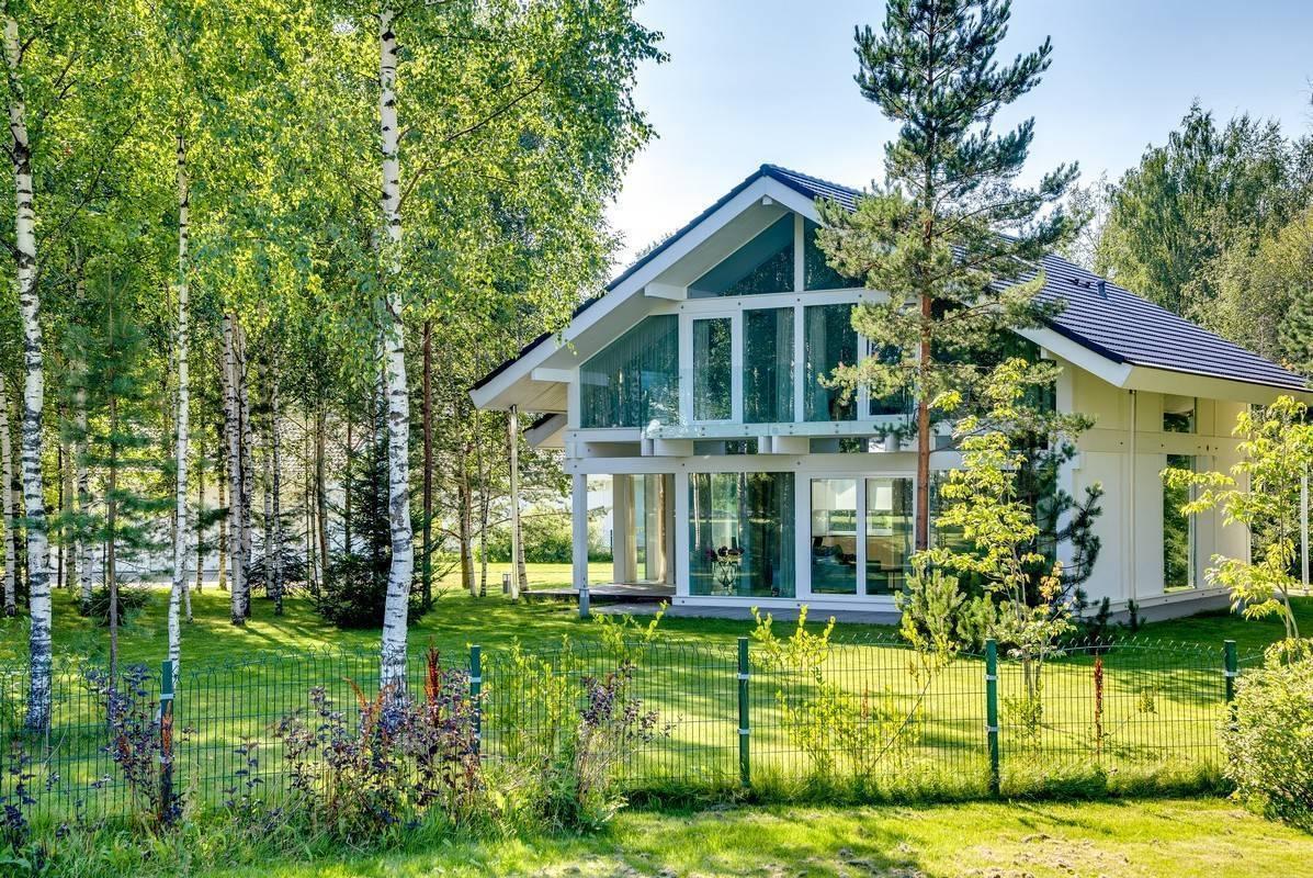 Готовые, построенные поселки подмосковья и московской области
