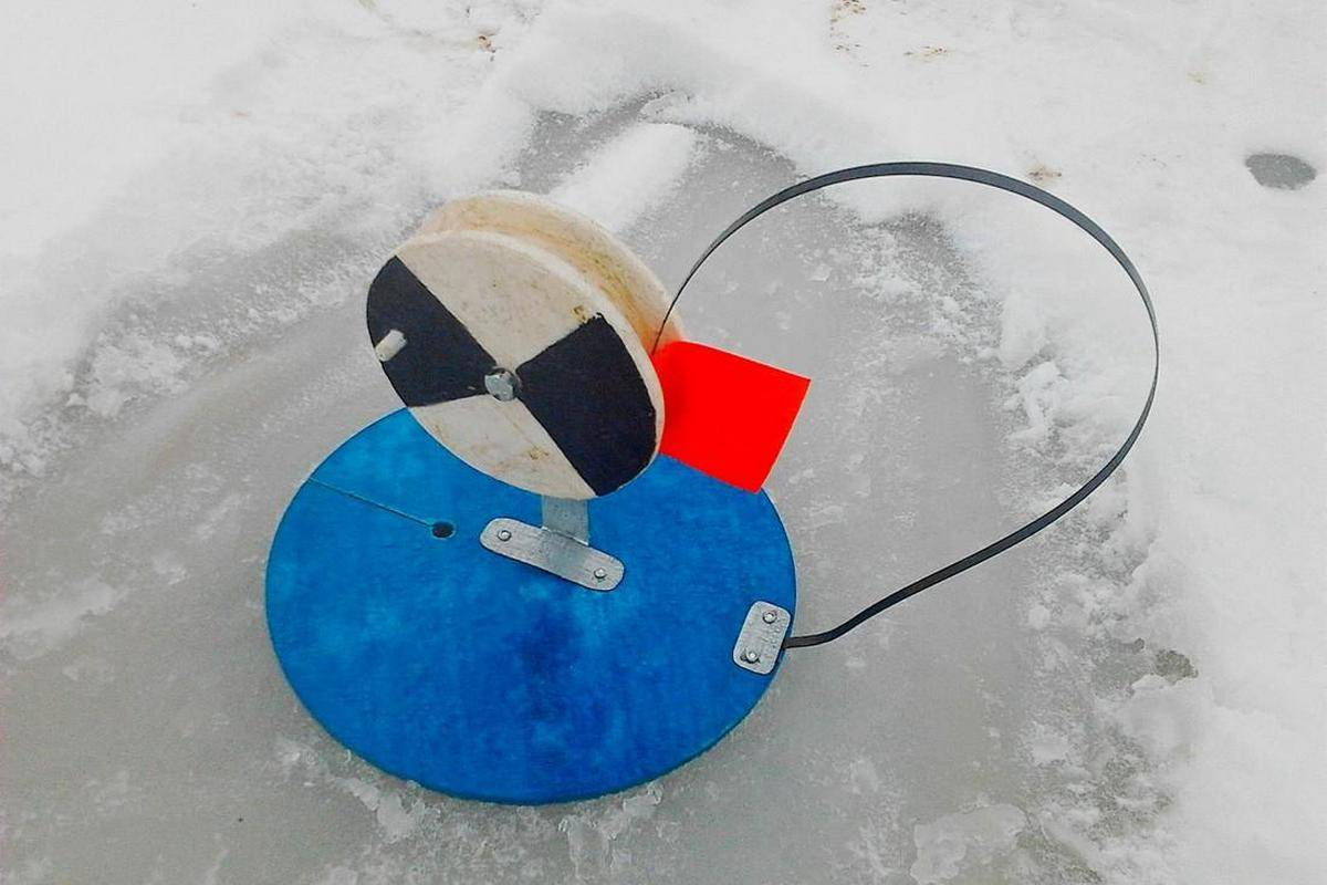 Снасти для зимней рыбалки – рыбалка онлайн ? prorybu.ru