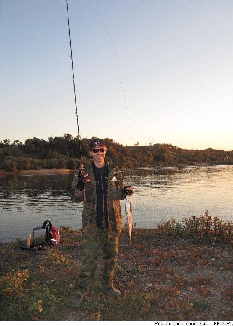 Места для рыбалки в рязанской области – платная и бесплатная рыбалка!