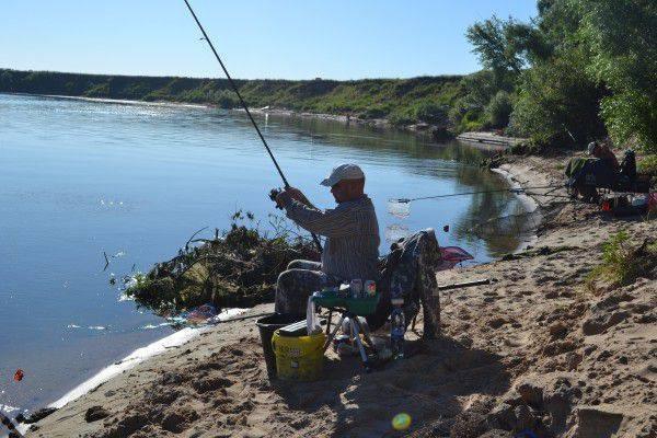 Рыбалка на оке в рязанской области: отчеты, базы, места