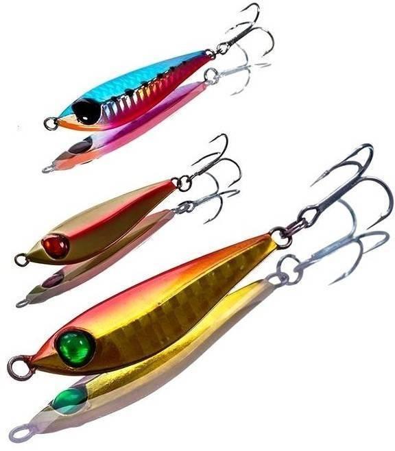 Пилькеры: особенности ловли - рыбалка