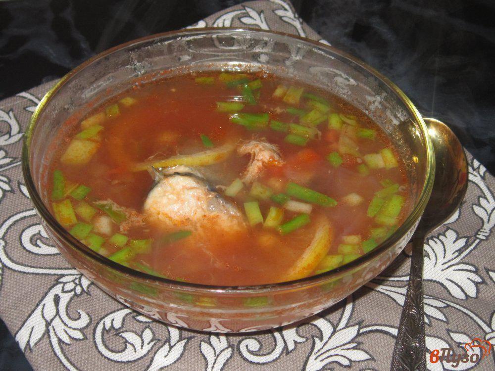 Рыбный суп из свежемороженой скумбрии: рецепты с фото