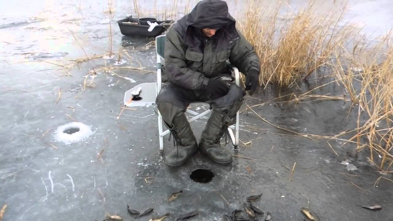 Ловля ротана зимой – советы начинающим