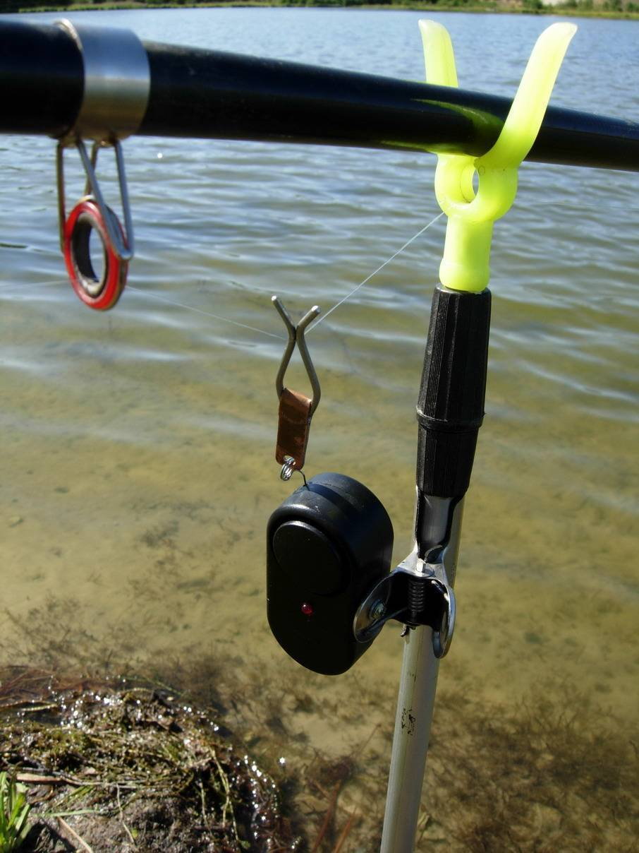 Сигнализатор поклевки на фидер своими руками - рыба