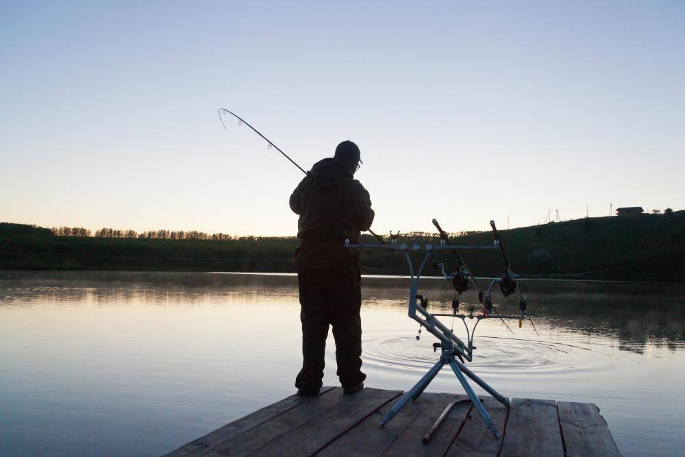 Клуб русская рыбалка - платная рыбалка на карпа, осетра, форель в нижегородской области