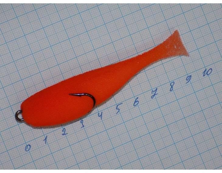 Приманка поролоновые рыбки: плюсы приманки, изготовление своими рукам, техника ловли