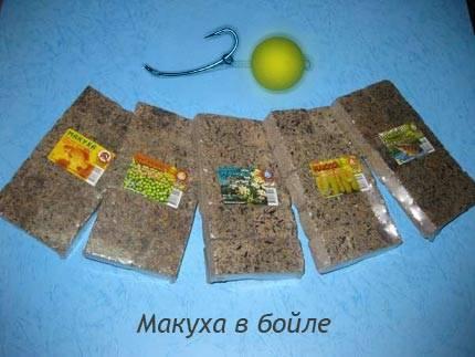 Мамалыга для рыбалки – популярные рецепты