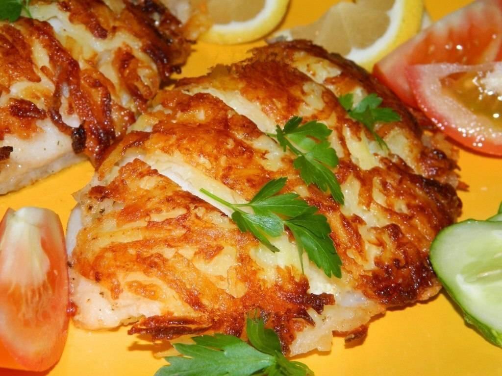 """Караси """"аппетитные"""" – кулинарный рецепт"""