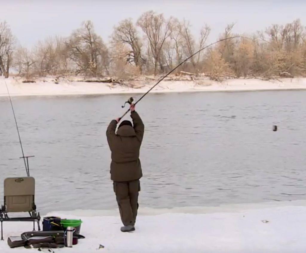 Ловля на фидер зимой: преимущества и разновидности подледной снасти, как своими руками выполнить оснастку