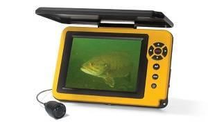 Эхолоты с подводной камерой