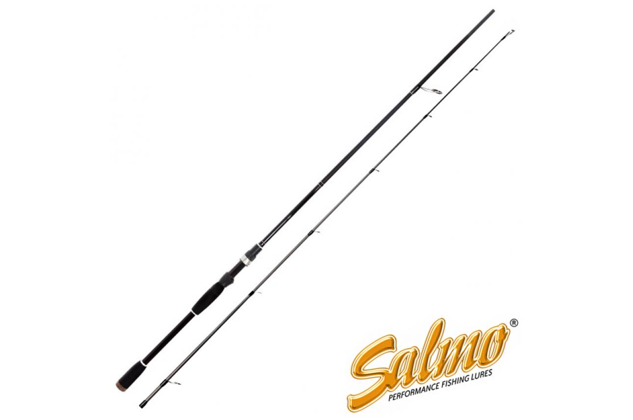 Спиннинг salmo: отзывы владельцев, характеристики и виды