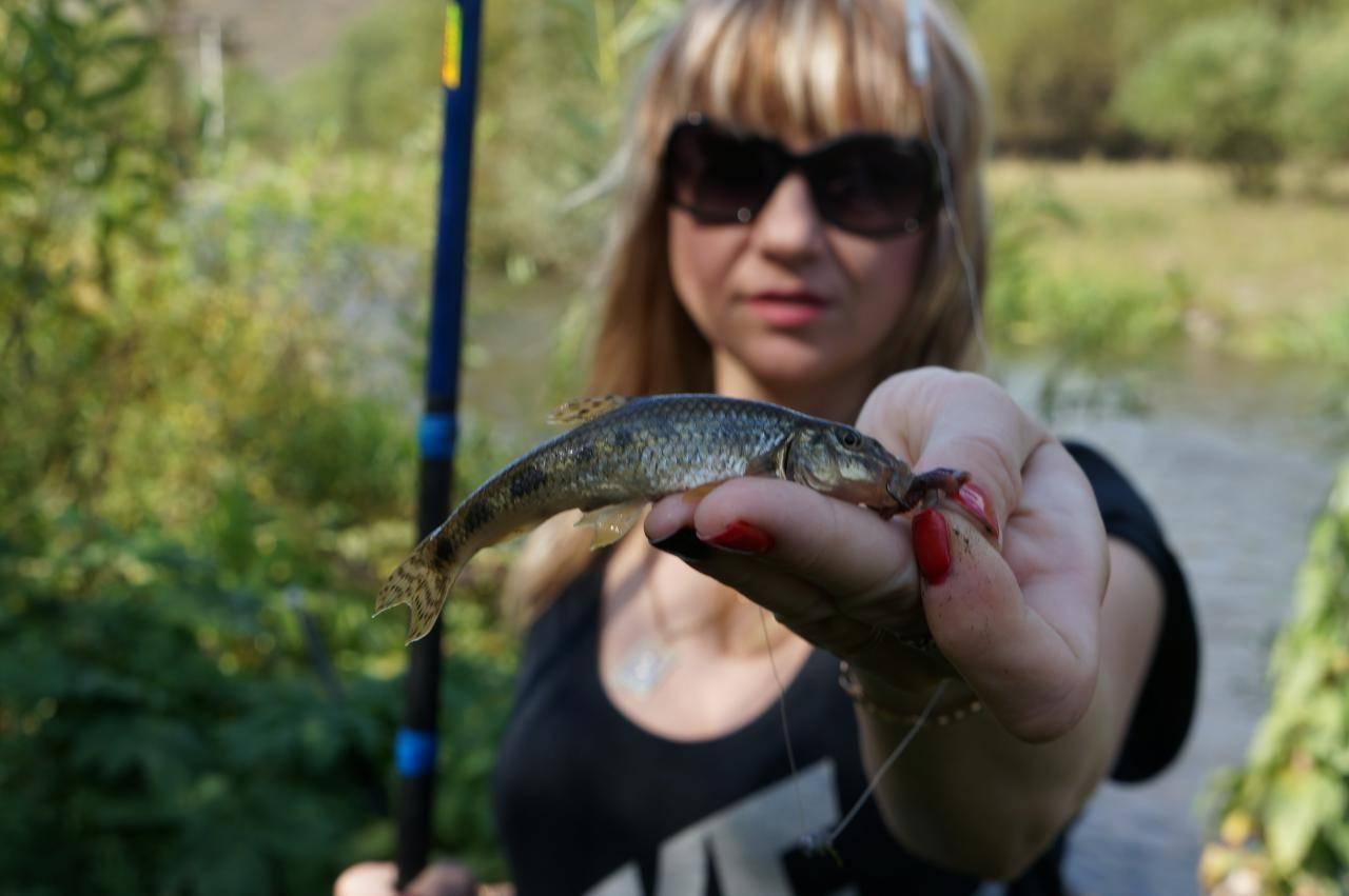 Ловля пескаря зимой - снасти, тактика, особенности - на рыбалке!