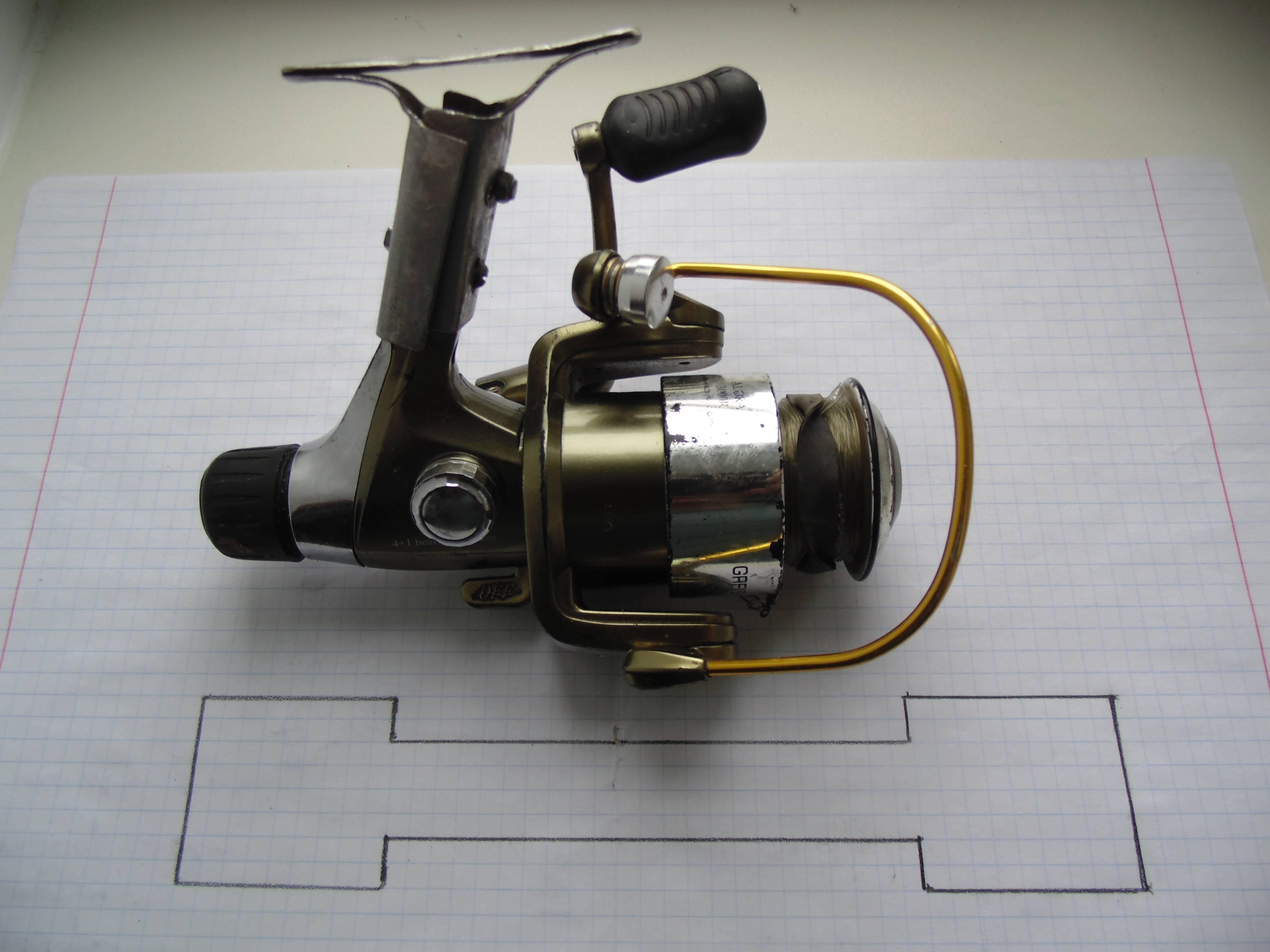 Замена керамической вставки, ремонт колец спиннинговых удилищ