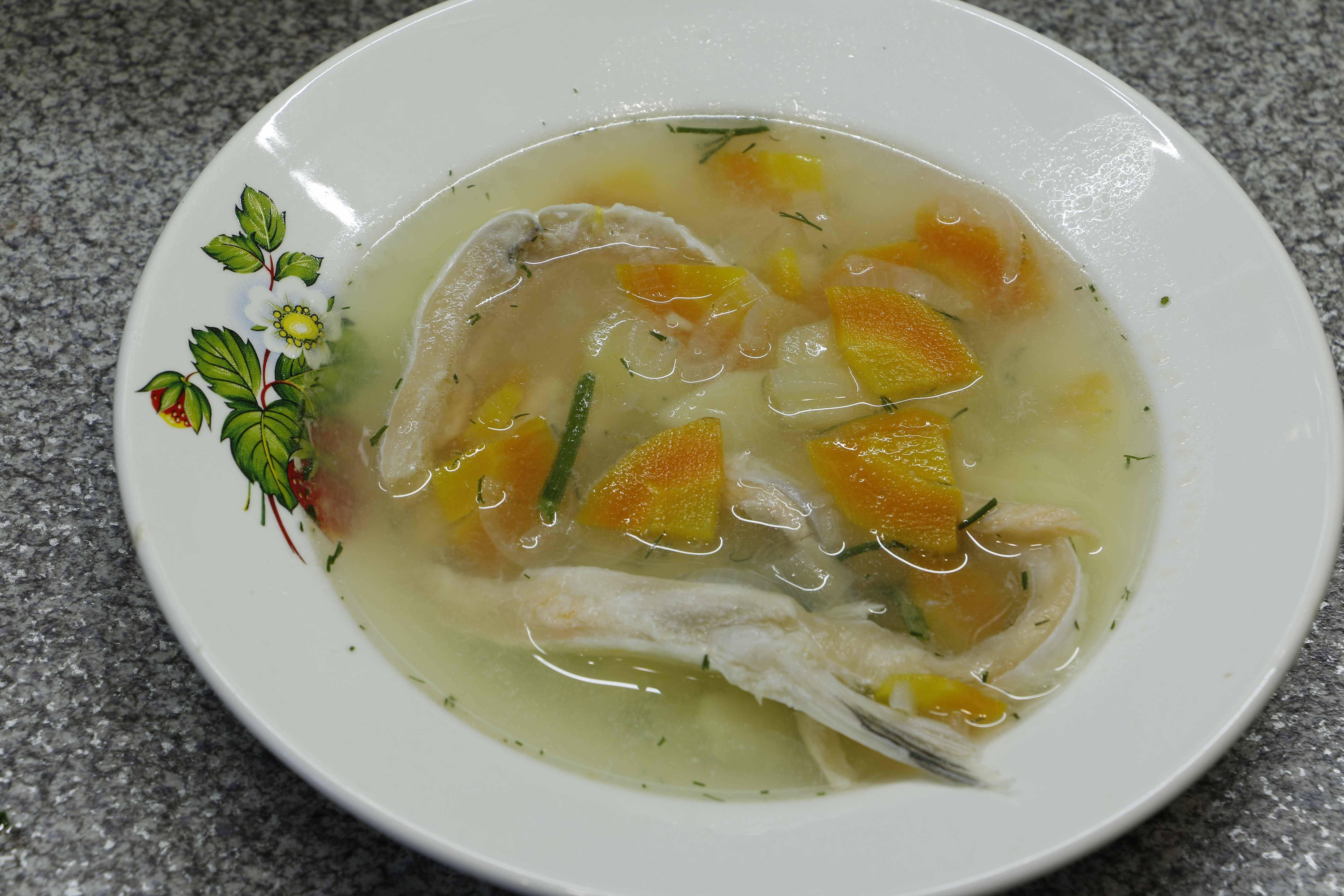 Суп из сёмги с картофелем - 9 пошаговых фото в рецепте