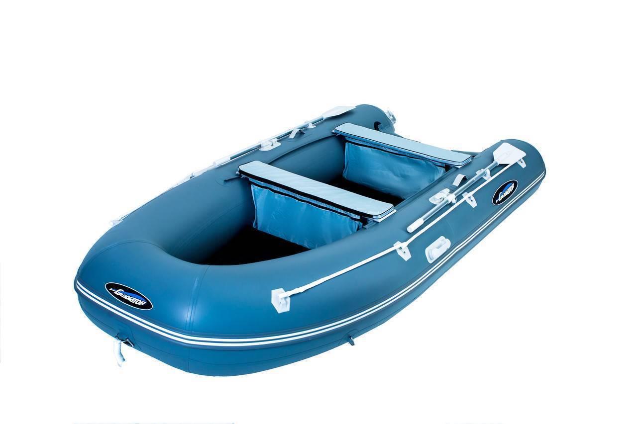 Как выбрать моторную лодку пвх