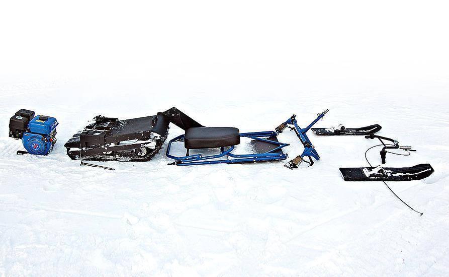 """Снегоход """"хаски"""": технические характеристики и отзывы"""
