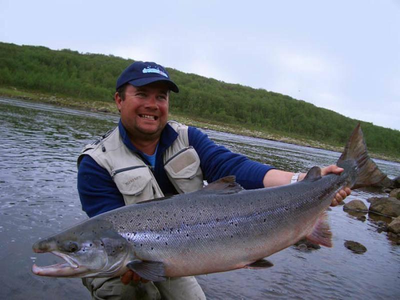 Рыбалка на онежском озере