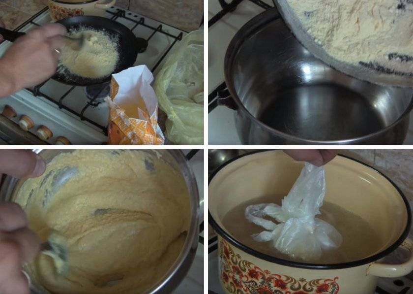 ᐉ мамалыга из кукурузной муки — самый правильный рецепт для рыбалки - ✅ ribalka-snasti.ru