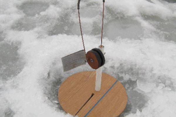 Правильная ловля судака на жерлицы зимой - читайте на сatcher.fish
