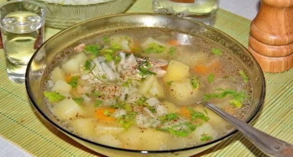 Уха из карпа — рецепты с фото пошагово, приготовление супа из головы дома