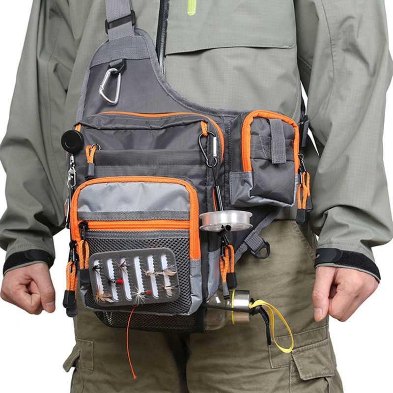 Рюкзак для рыбалки