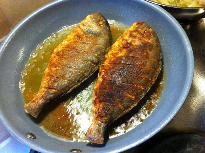 Сколько времени жарить рыбу на сковороде