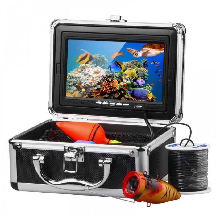 Рейтинг подводных камер для рыбалки