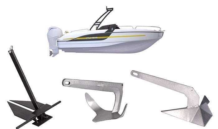 Якорь своими руками для малых судов: лодки (в т.ч. пвх), катера и яхты