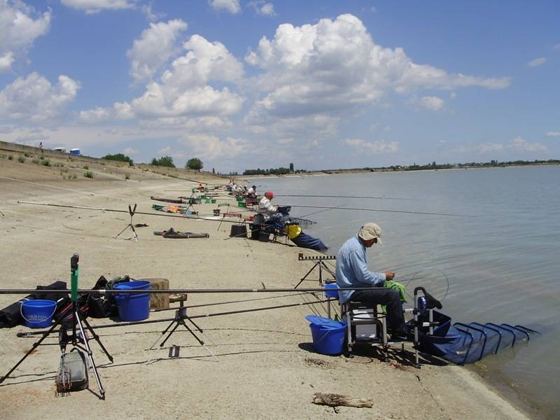 Обзор рыболовных баз краснодарского края