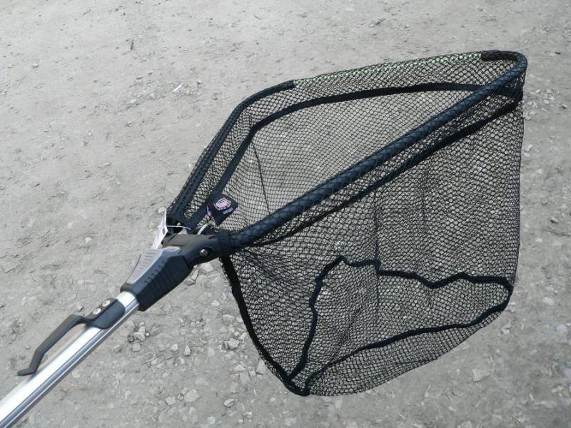 Как сделать подсачек для рыбалки своими руками